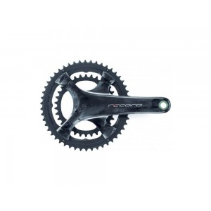 Campagnolo kliky Record 12s Carbon UT 34-50 165 mm