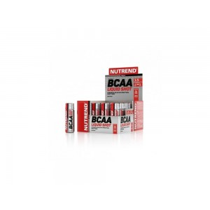 Nutrend nápoj BCAA Liquid Shot 20x60 ml