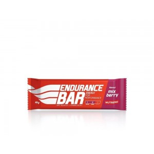 Nutrend tyčinka ENDURANCE BAR mix berry 45g